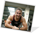 Personal Training Croydon, Image of a happy customer