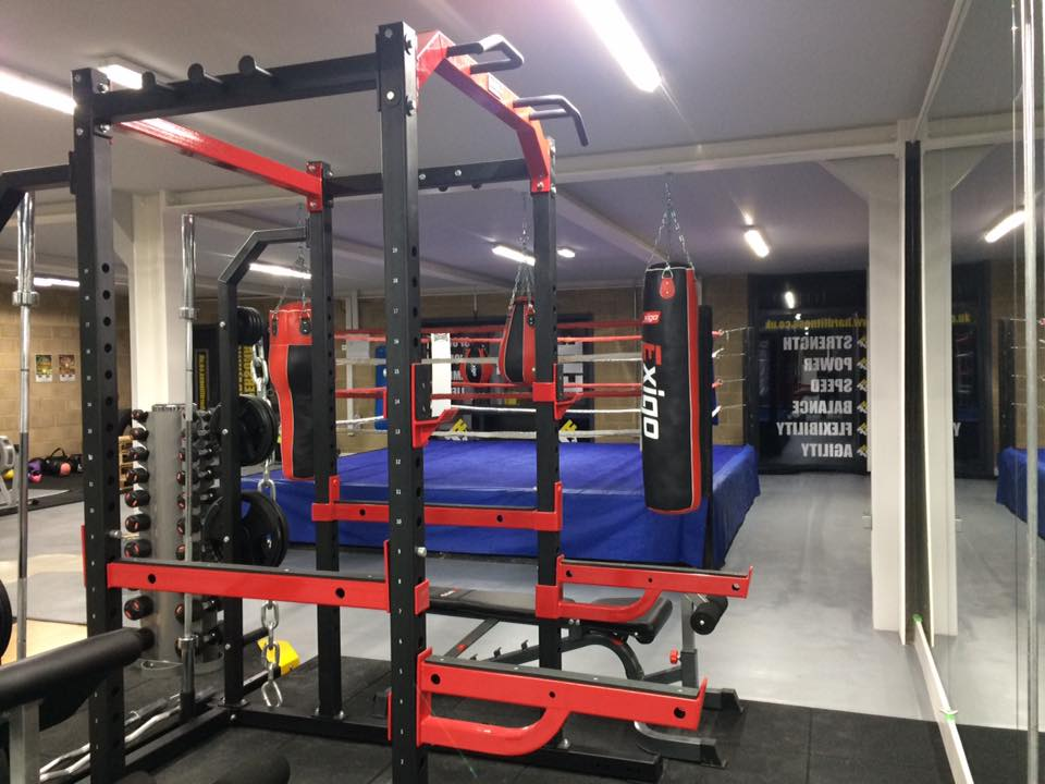 Personal Training East Grinstead, Training area